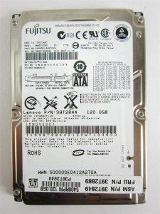 Fujitsu Hard Drive Data Recovery