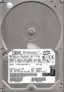 ibm data recovery