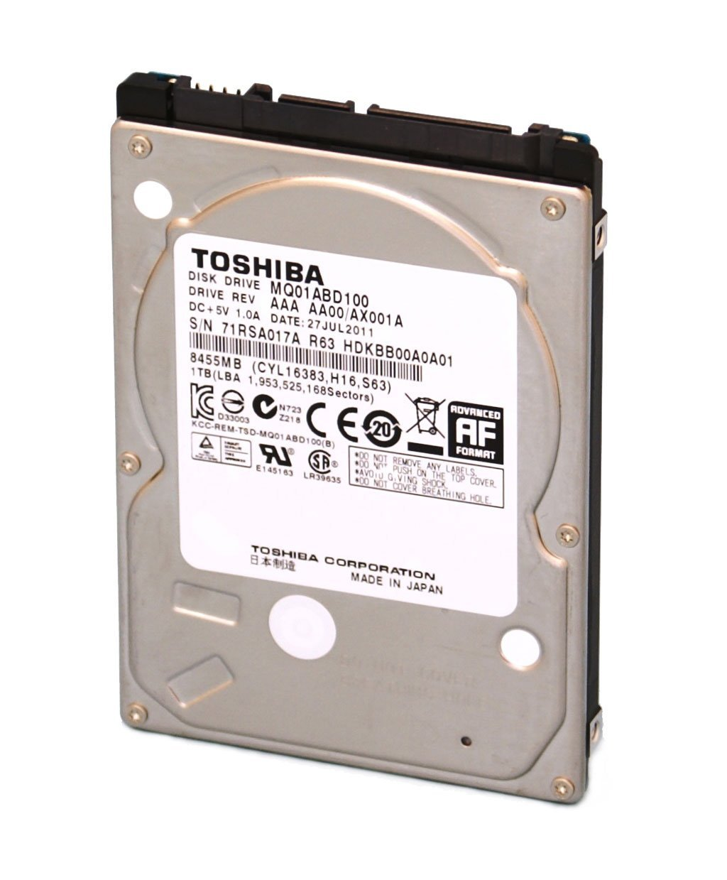 Disposing of your HDD? Never forget the risk of data recovery from damaged drives