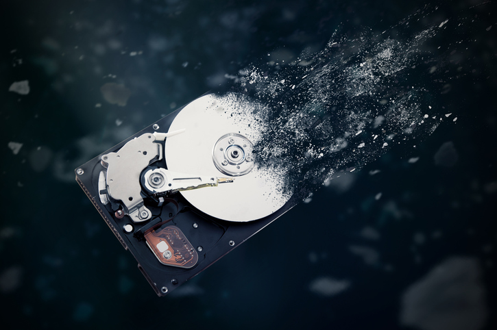 Dead hard drive and Backup – the gift that keeps on giving