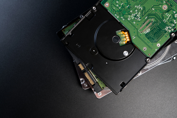 How to manage the hard drive data loss