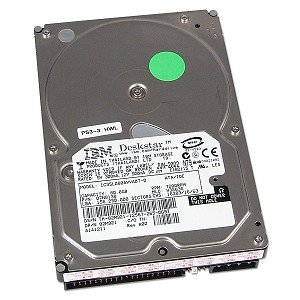 IBM Hard Drive Data Recovery